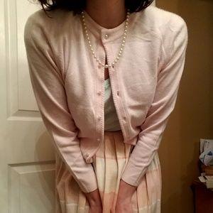 Vintage Pearl Cardigan